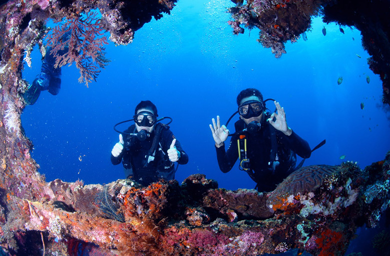 Best Diving Time in Indonesia