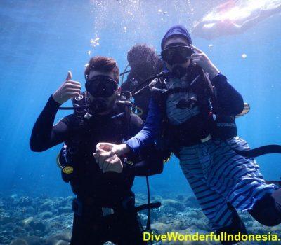 Diving Equipment Rent